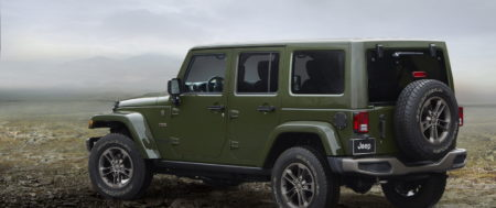 2016 Wrangler Unlimited 4X4 75th Edition