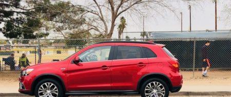 2018 Mitsubishi Outlander Sport 2.4 SEL AWC 4-door SUV