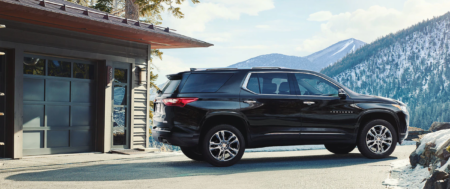 2019 Chevrolet Traverse AWD High Country