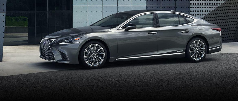 2019 Lexus LS500 4DR Sedan