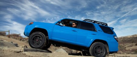 2019 Toyota 4Runner – July 4th Celebration