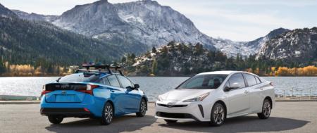 2019 Toyota Prius XLE – AWD-e HYBRID