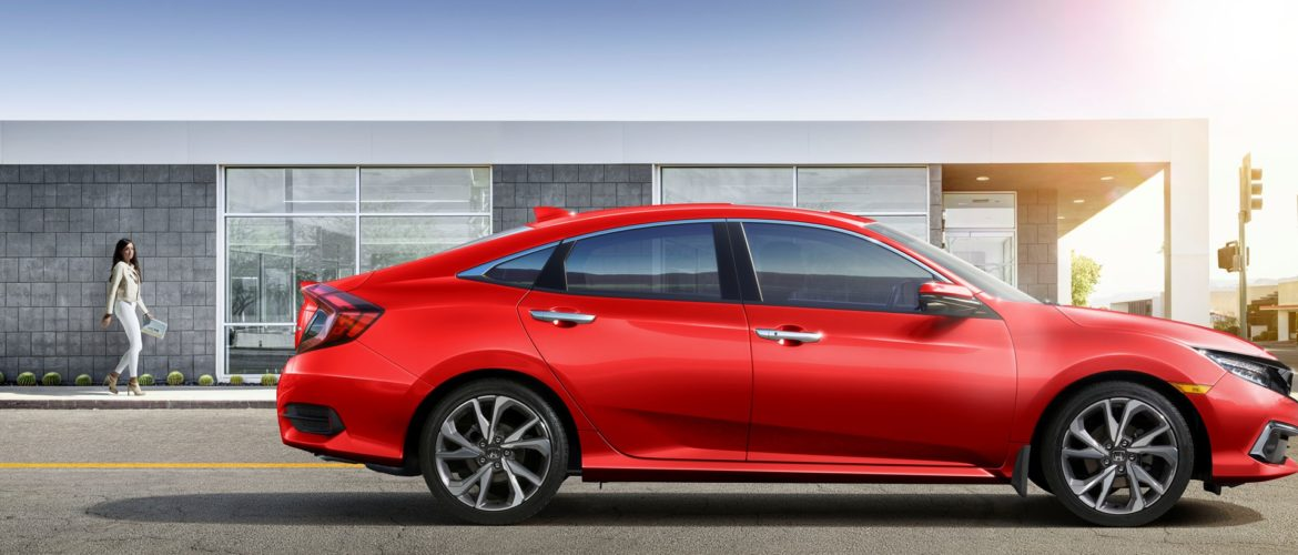 2019 Honda Civic T 4D Touring