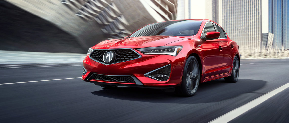 2019 Acura ILX Tech A-Spec