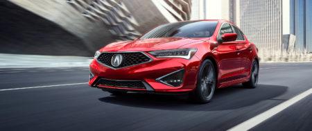 2019 Acura ILX Tech A-Spec