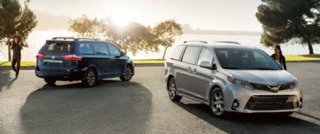 2020 Toyota Sienna SE PREM Minivan