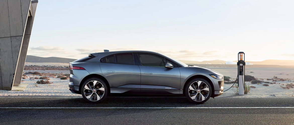 2020 Jaguar IPace Electric