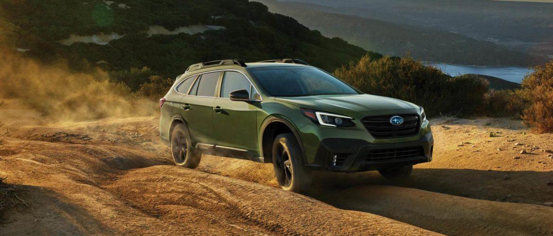 2020 Subaru Outback Onyx Edition XT/LDH