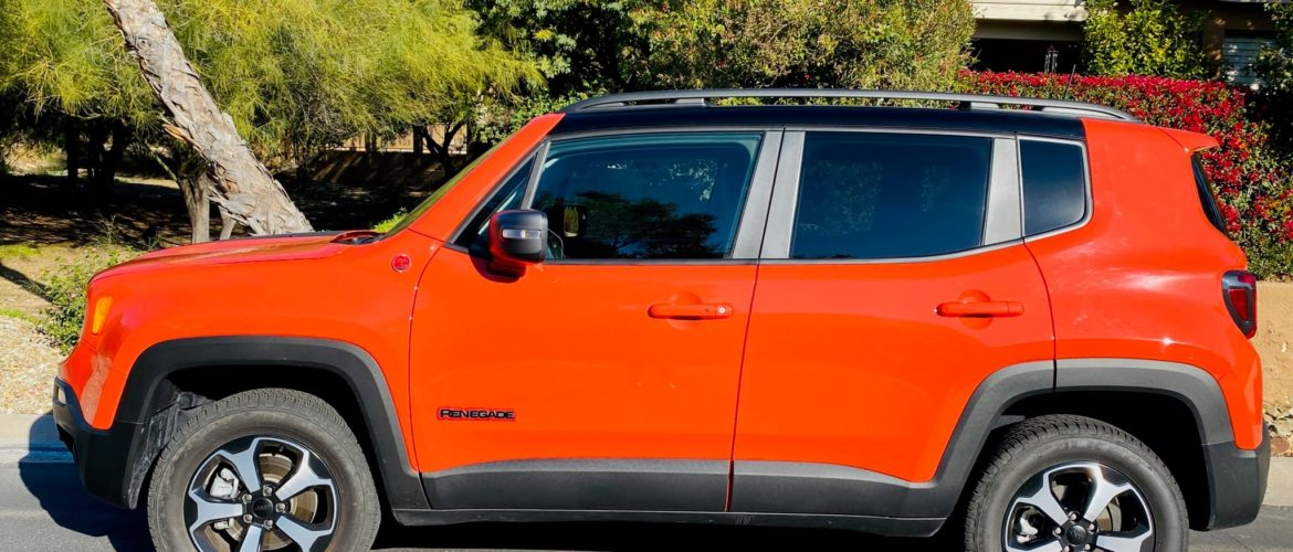 2019 Jeep Renegade Trailhawk 4×4