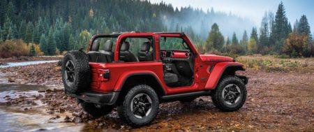 2020 Jeep Wrangler Rubicon 4 X 4