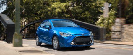 2020 Toyota Yaris – Hatchback 5-Door XLE