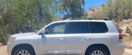 2020 Toyota Land Cruiser 4WD SUV V8