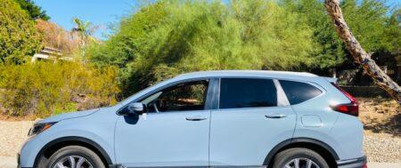 2020 Honda CR-V 1.5T AWD TRG