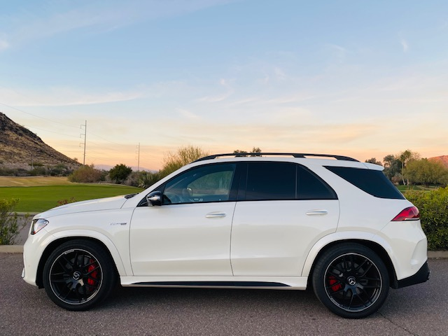 2021 Mercedes Benz AMG GLE63 S SUV