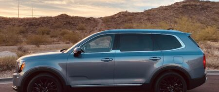 2021 KIA Telluride SX V6 AWD