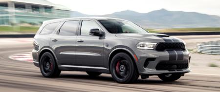 2021 Dodge Durango Hellcat SRT AWD