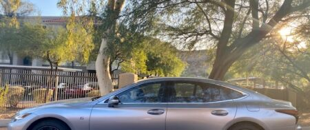 2021 Lexus LS500 4DR Sedan F Sport