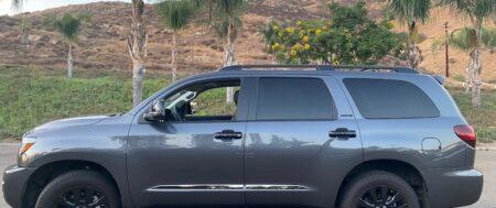 2021 Toyota Sequoia 4×4 Nightshade