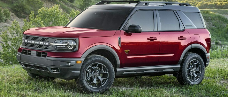 2021 Ford Bronco Big Bend 4×4