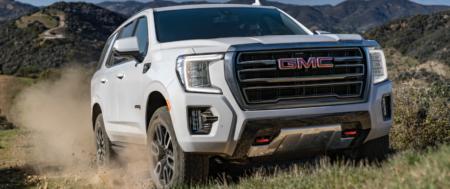 2021 GMC Yukon 4WD AT4
